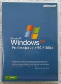 Microsoft Windows XP Pro 64bit OEM